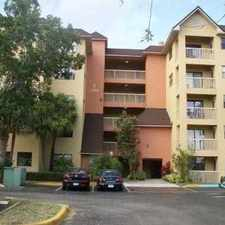 Rental info for 8333 Lake Drive #407 in the Hialeah area