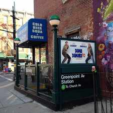 Rental info for Manhattan Ave in the Greenpoint area