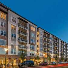 Rental info for Parkside Apartments in the Birmingham area