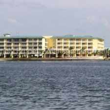 Rental info for Furnished Vacation Rental Overlooking Boca Ciega Bay in the Seminole area