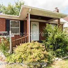 Rental info for 50 N. Arlington Ave in the Irvington area
