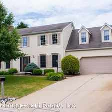 Rental info for ****52453 Liberty Mills Court in the 46530 area