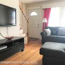 Rental info for 6912 Bank St in the 21222 area