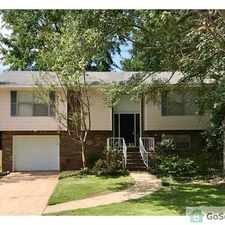 Rental info for Nice and established Grayson Valley Highlands neighborhood, close to shopping and dining.