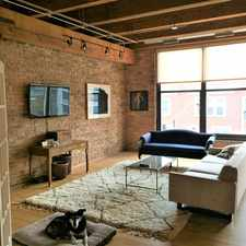 Rental info for 420 W Grand Ave in the Fulton River District area