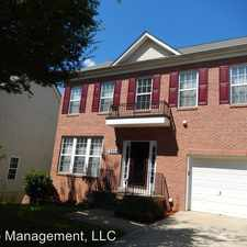 Rental info for 3319 7th Street SE in the Congress Heights area