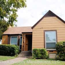 Rental info for 2809 Forest Park Blvd in the Paschal area
