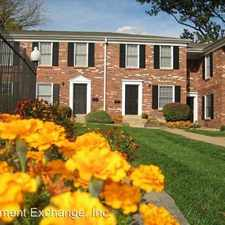 Rental info for 7470 Ahern Court in the 63130 area