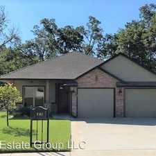 Rental info for 2147 Turtle Creek Way in the 73071 area