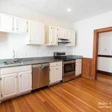 Rental info for 80 Chestnut St. 1 in the Boston area