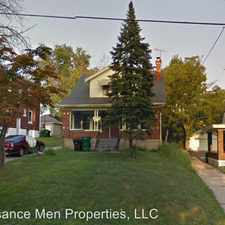 Rental info for 2926 DeBreck in the Westwood area