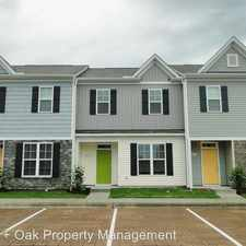 Rental info for 8814 Commons Townes Drive