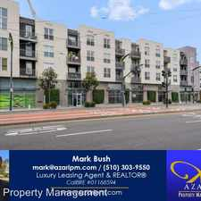 Rental info for 5900 3rd Street Unit 2221 in the Bayview area