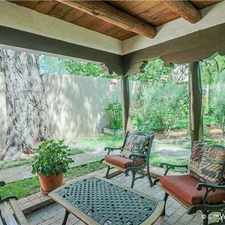 Rental info for 770 Acequia Madre 135
