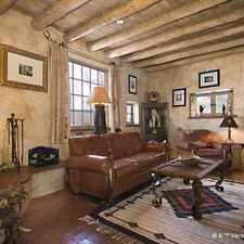Rental info for 774 Acequia Madre 359 Main and Guest House