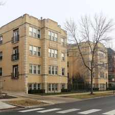 Rental info for 1122 East Hyde Park Boulevard #1N1S in the Kenwood area