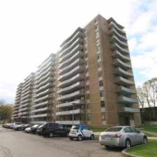 Rental info for Camelot Towers in the Hamilton area