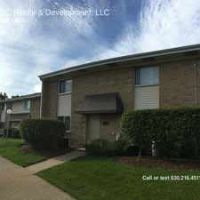 Rental info for 1710 Robin Walk A in the Hoffman Estates area