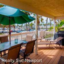 Rental info for 700 E Oceanfront B