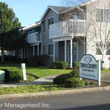 Rental info for Triple Crown Apts. 1380 Seattle Slew Drive SE