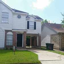 Rental info for 16203 Diamond Ridge Drive in the Fort Bend Houston area