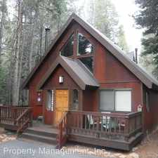 Rental info for 11275 Chalet Rd