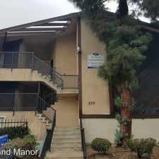 Rental info for 277 S. Avenue 52 #8 in the Los Angeles area
