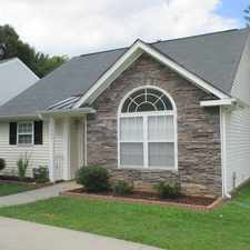 Rental info for Tricon American Homes in the Montclaire South area