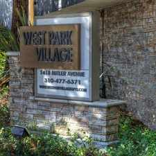 Rental info for West Park Village in the Brentwood area