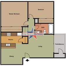 Rental info for W Military Rd in the Lackland Terrace area