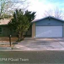 Rental info for 6129 Flor de Mayo Pl. NW in the Taylor Ranch area