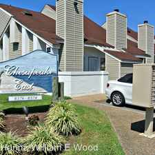 Rental info for 8576 Chesapeake Blvd. #104 in the 23503 area