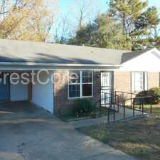 Rental info for 4726 Applestone in the Memphis area