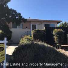 Rental info for 1215 East 4th Street in the Benicia area
