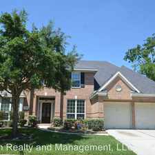 Rental info for 25602 Spring Source Court in the Spring area