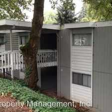 Rental info for 911 15th Street in the Oregon City area