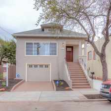 Rental info for Come and check this beautiful remodeled house in Oakland close to Bart and hospital! OPEN Sun. 10/01/2017