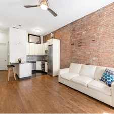 Rental info for Renovated Pre-War 1 Bedroom in the Heart of the Upper East Side