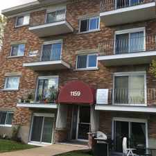 Rental info for 1159 Jean-Talon Ouest #1159-7 in the Neufchâtel-Est/Lebourgneuf area