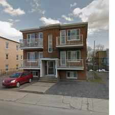 Rental info for 330 Rue des Peupliers Est #330-302 in the Québec area