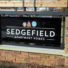 Rental info for Sedgefield Apartments in the South Peace Haven area