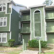 Rental info for 1025 Unit 7 Wood Creek Drive in the Fayetteville area