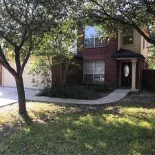 Rental info for 10819 Laurel Creek in the Converse area