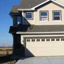 Rental info for Brand new 2-storey Executive house , 3 Bed room, 1 Den, 21/2 bath,Lake view in the MacEwan area
