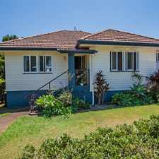 Rental info for Charming Character in Clifton Hill in the Brisbane area
