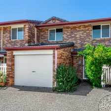 Rental info for A GEM IN HANDFORD PARK ESTATE in the Zillmere area