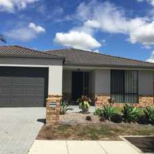Rental info for GREAT SIZE FAMILY HOME in the Carseldine area