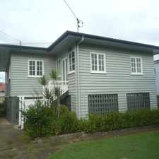 Rental info for BEAUTIFUL HOME, LARGE YARD & ONLY 4KM FROM CBD!