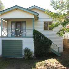Rental info for Alderley location with storage area in the Brisbane area