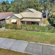 Rental info for NEAT AS A PIN - SPACIOUS VILLA WITH TWO BATHROOMS in the Brisbane area